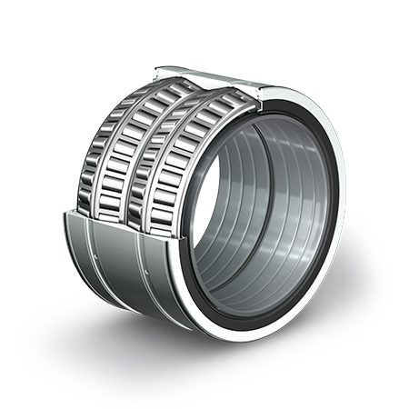 4-row Tapered Roller Bearings