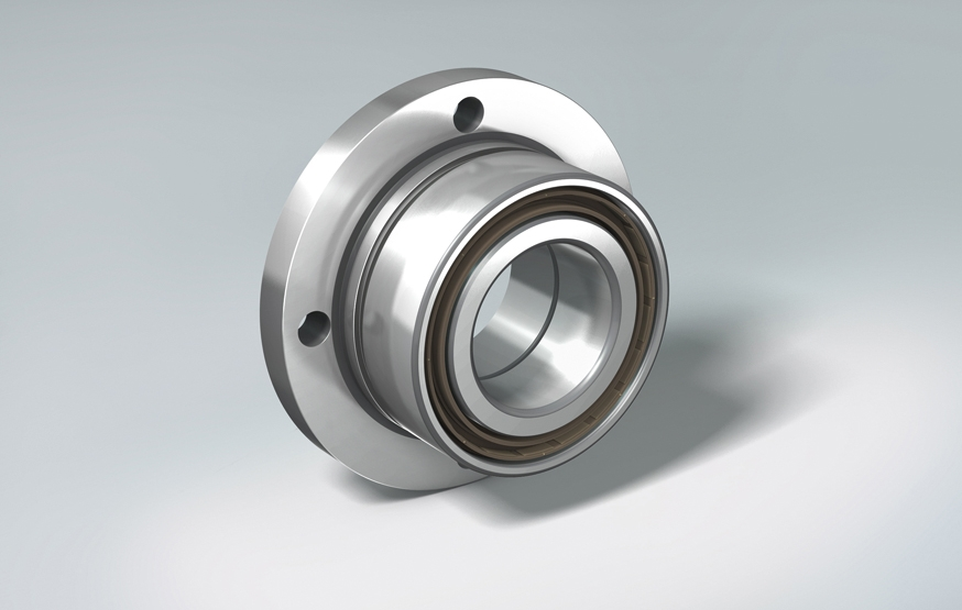 Flanged Bearing for Gearboxes