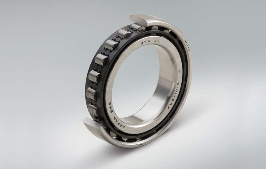 Cylindrical roller bearings – Robustride